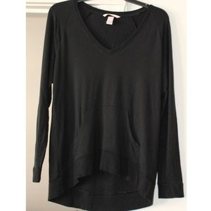 Victoria's Secret Angel V-Neck Pullover runs Lrg